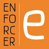 TDF Enforcer font